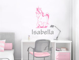 personalised-unicorn-bedroom-sticker