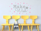 make a wish wall sticker
