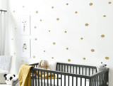 gold-polka-dot-wall-stickers