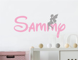 personalised-sammy-wall-sticker-fairy