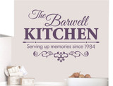 personalised-kitchen-wall-sticker