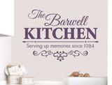personalised-kitchen-wall-sticker