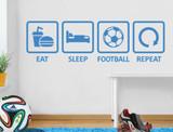 eat-sleep-football-wall-sticker-blue