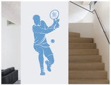 tennis-wall-sticker-blue