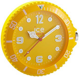 Ice Watch Wall Clock - Yellow