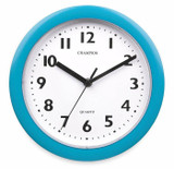Champion Blue Kitchen Wall Clock - KC515BLU