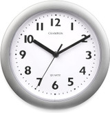Champion Silver Kitchen Wall Clock - KC515SIL