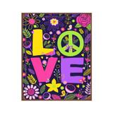 Sixtys-Hippie-Love-metal-sign-plaque