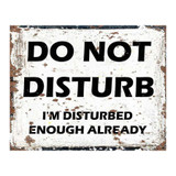 Do-Not-disturb-im-disturbed-enough-Metal-Wall-Sign