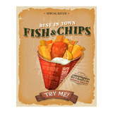 Fish-and-Chips-Retro-Metal-Wall-Sign