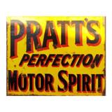 Pratts-Perfection-Motor-Spirit-Metal-Advertising-Sign