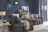 15 Gorgeous Grey and Navy Living Room Ideas to Inspire You