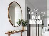17 Hallway Wall Ideas - Decor Inspiration