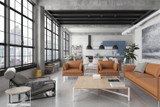 Industrial Interior Design  |  Living & Style Ideas