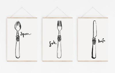 11 Beautiful Kitchen Wall Decor Ideas
