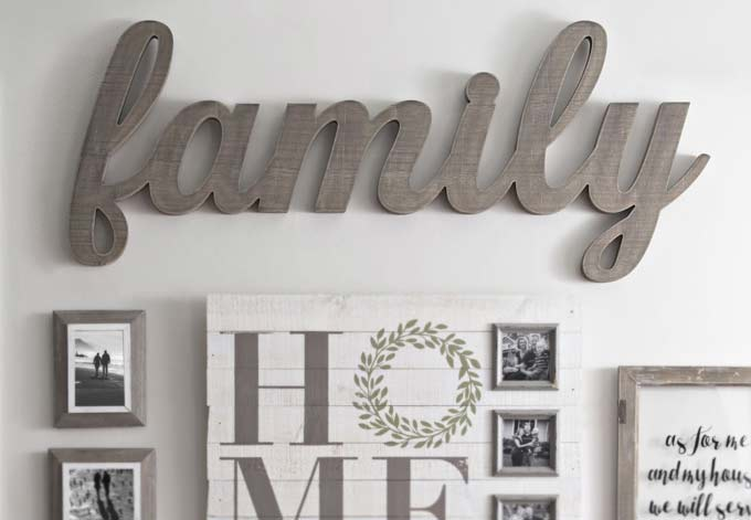 Family Wall Ideas Tips Tricks Inspiration Aspect Wall Art Stickers