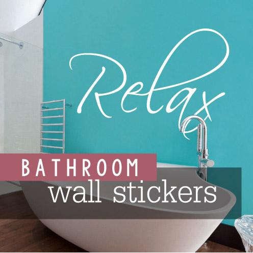 bathroom wall stickers link