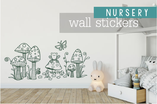 nursery wall stickers banner link