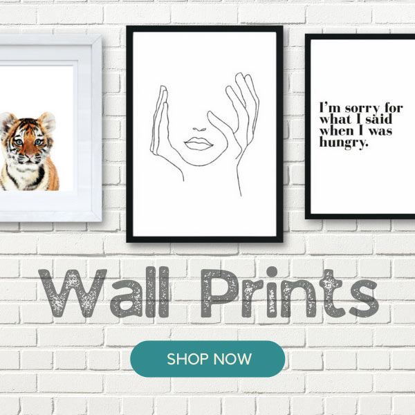 wall prints link banner