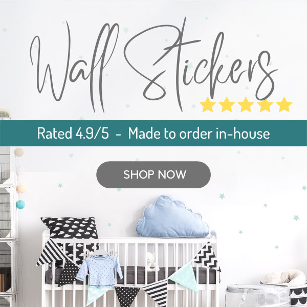 wall stickers link banner