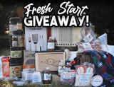 Fresh Start 2021  Giveaway!