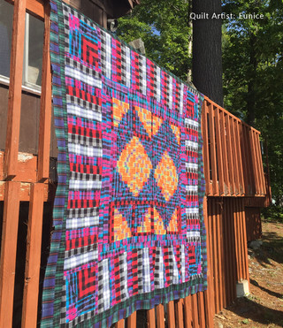 QUILT IN A BOX - DIY QUILT KIT