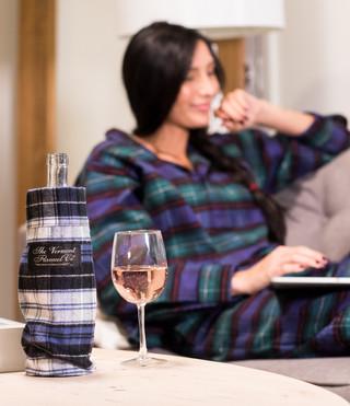 Wine Sleeve - Campbell