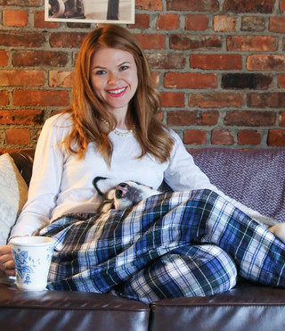 Flannel Lounge Pants - Campbell