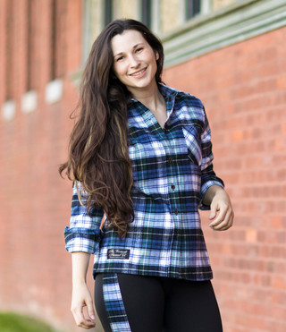 Women's Classic Flannel Shirt - Campbell