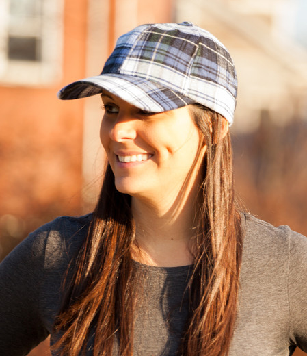 Flannel Baseball Cap - Handcrafted USA - The Vermont Flannel Co. db3d0f26c9b