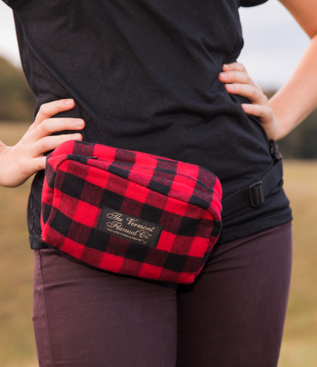 Flannel Pack - Red Buffalo