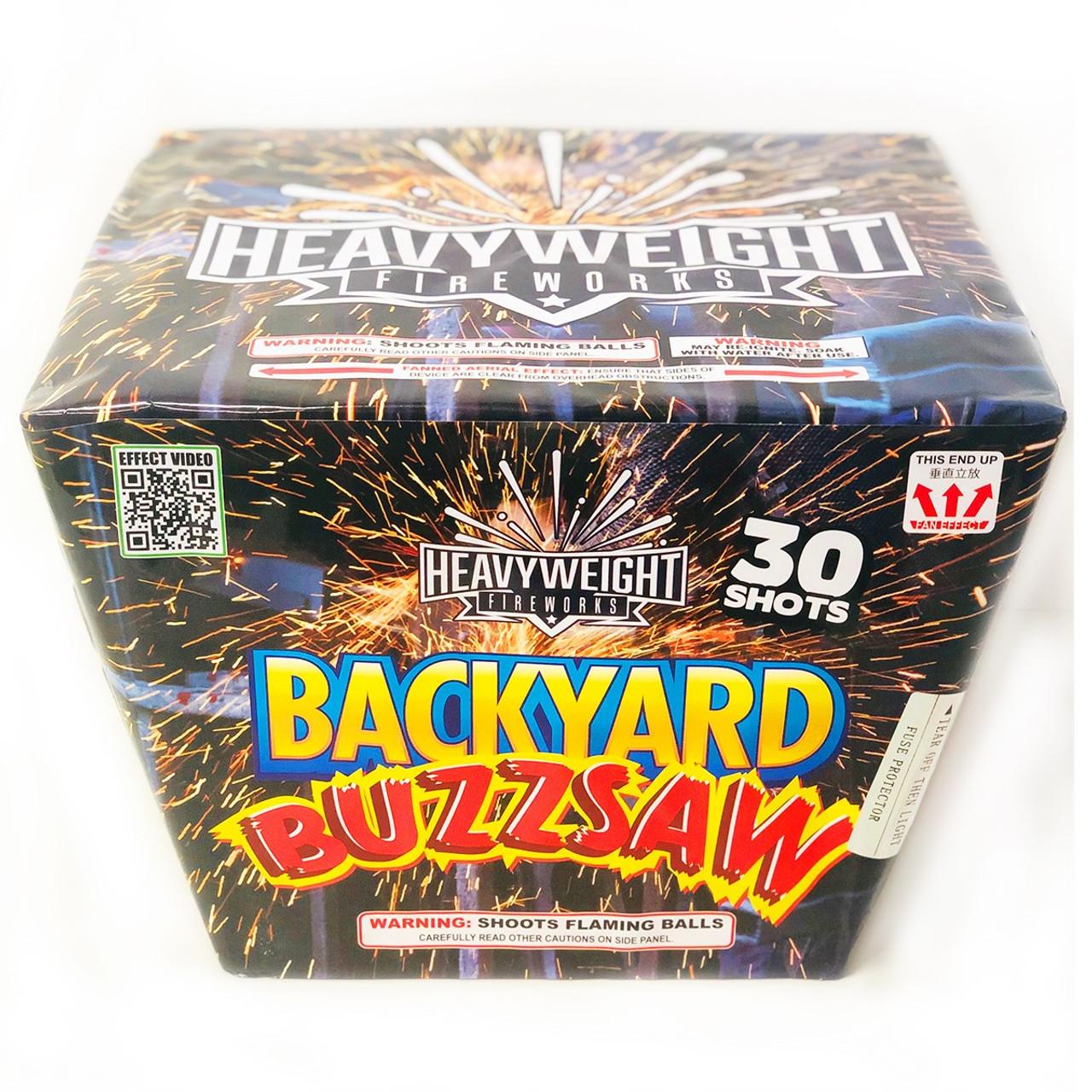 Heavyweight Fireworks