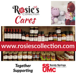 Partnering for a Better Education - Rosie's Collection And Sandy Springs United Methodist Preschool