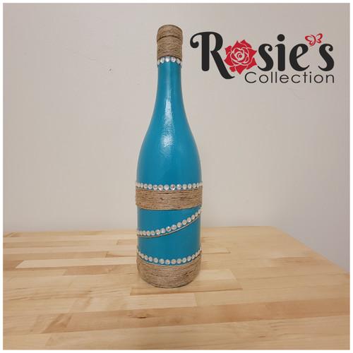LED Small Blue Bottle