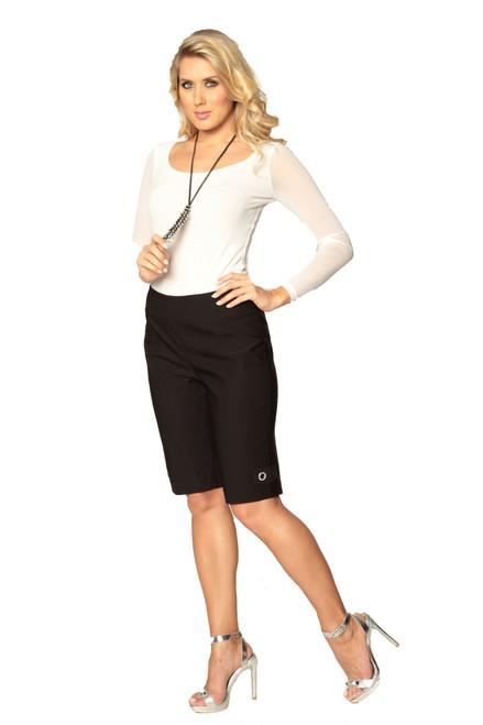 Lori Short in black