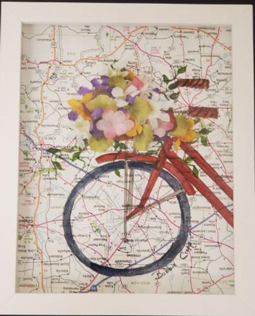 Bobbie Cropp Artwork - Lets Ride