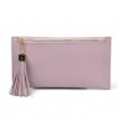 FWT17114(Lilac) Clutch/Wallet with Cardholder