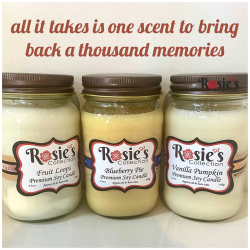 Rosie's Branded Candles
