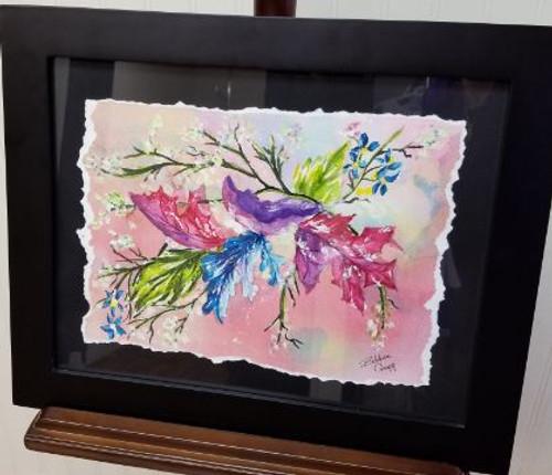 Bobbie Cropp Artwork - Leaves