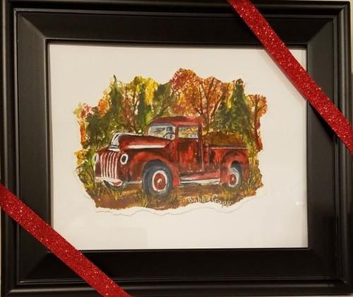 Bobbie Cropp Artwork - Lost in the Woods