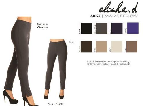 Alisha D Pencil Pant ADT-25