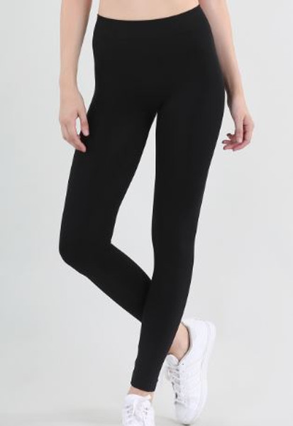 Niki Biki Solid Color Long Leggings NB5182 5100XL