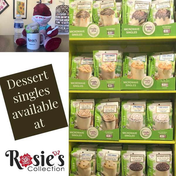 Dessert Singles