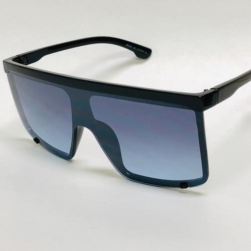 Fashion Women Men Sunglasses Ovrsized Large Square Flat Lens Shades Vintage Style Elegant Big