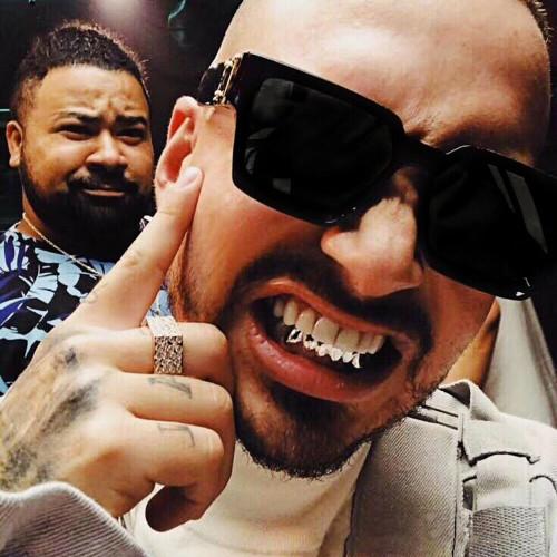 For Men Women Designer Hip Hop Style Sunglasses Thick Frame Square J Balvin Royale Shades Fancy Square