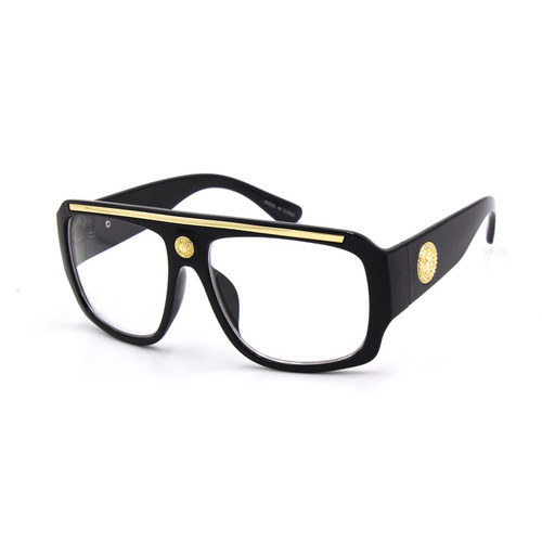 Men Sunglasses Designer Square Retro Shades Hip Hop Rappers Shades Fashion