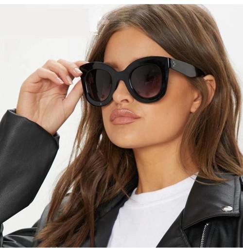 Women Sunglasses Fashion Square Designer New Model Style Shades