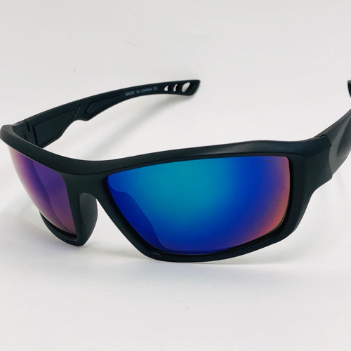 Men Sports  Sunglasses Light Weight Wrap Driving Outdoor Shades Retro Classic Fishing Style