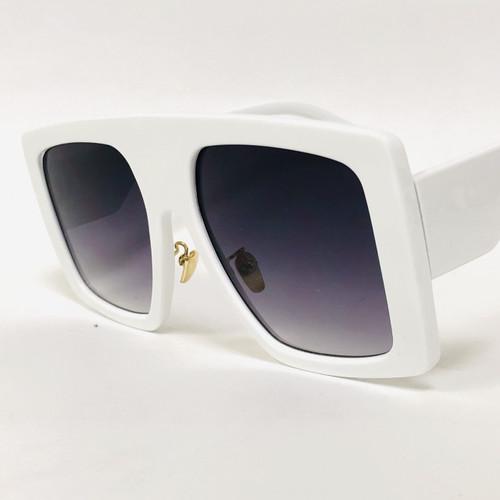 Women Men Sunglasses Fashion Designer Oversized Hip Hop Style