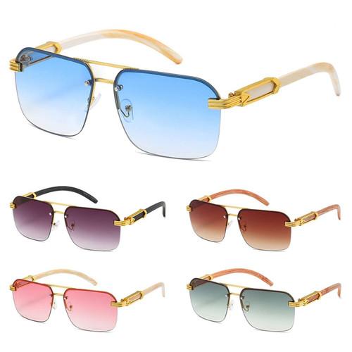Fashion Sunglasses Square Shades Hip Hop Migos